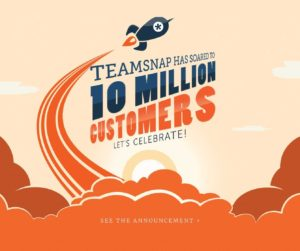 TeamSnap 10 million customers