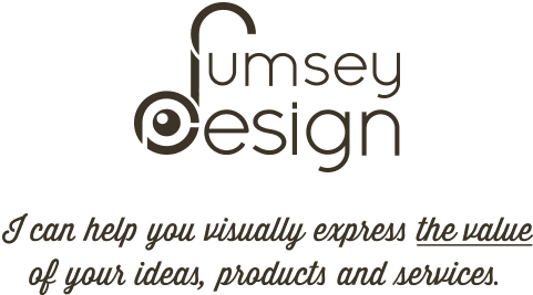 Rumsey Design a savvy Graphic Designer - I can help you visually express the value in your ideas, products or services.